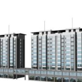 Commercial Residential Buildings