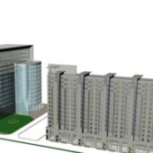City Commercial Residential Complex