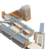 Commercial Residential Building V1