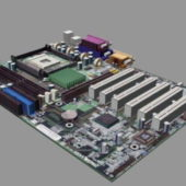 Computer Motherboard Atx Size