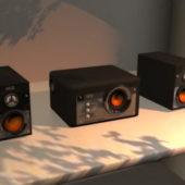 Subwoofer Speakers