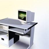 Computer Furniture Desk Set