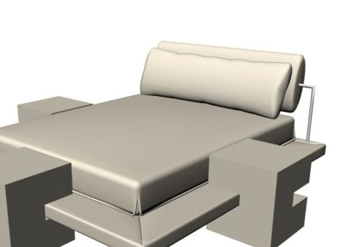 Furniture Concept Design Of Bed