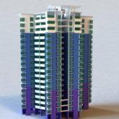 Condominium Complex Building