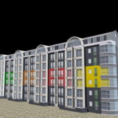 Condominium House Blocks