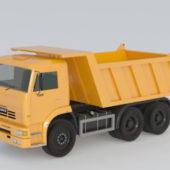 Construction Heavy Dump Truck