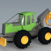 Toy Construction Vehicle