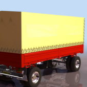Container Semi-trailer Transport