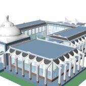 Contemporary Islamic Building Architecture