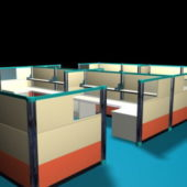 Contemporary Furniture Office Cubicles