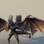 Gaming Dragon Monster