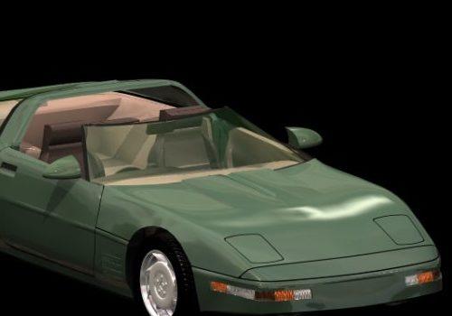 Corvette Zr-1 Sports Car