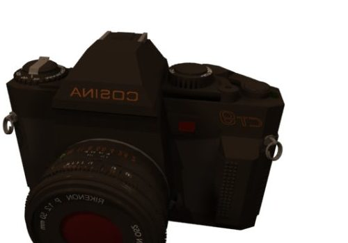 Vintage Cosina Camera V1