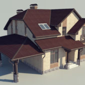 Western Country House Design