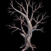 Nature Creepy Dead Tree