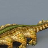 Crocodile Giant Monster