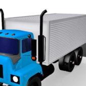 Vehicle Cube Truck