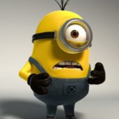 Cute Character Minion