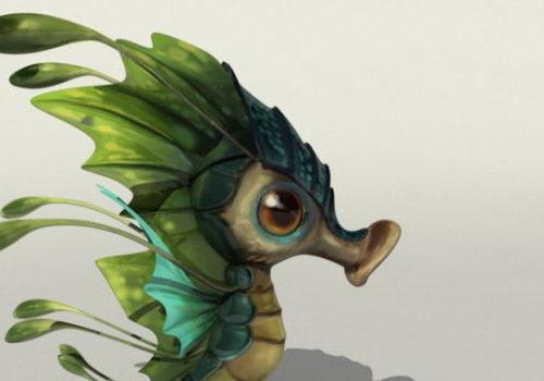 Cute Seahorse Animal
