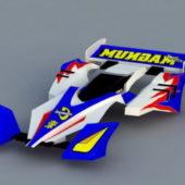 Cyclone Magnum Racing Car