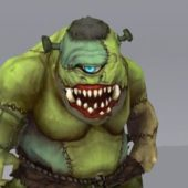 Mythological Game Character