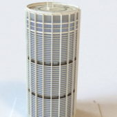 City Cylinder Building Architecture