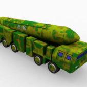 Weapon Df26 Ballistic Missile