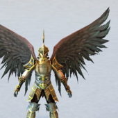 Character Dark Angel Knight