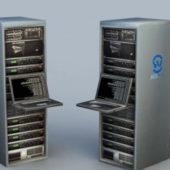Data Center Server Rack Tower