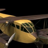 De Havilland Dh.89 Aircraft