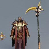 Character Death Grim Reaper Art