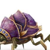 Animal Beetle Monster Creature