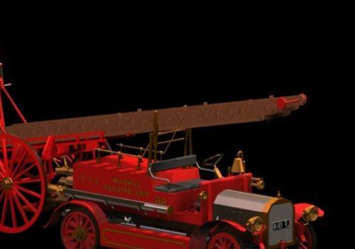 Dennis N-type Fire Engine Vehicle