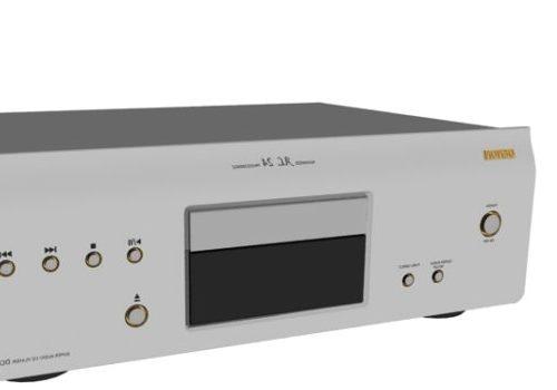 Electronic Denon Audio Cd Player