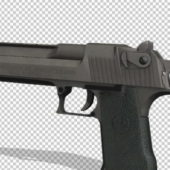 Weapon Desert Eagle Deagle Pistol