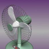 Desk Table Fan