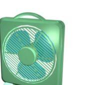 Green Box Fan