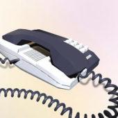 Desktop Wire Telephone