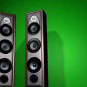 Floor Standing Speakers 2.0