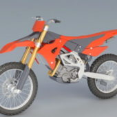 Dirt Bike Motorcycle