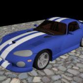 Dodge Viper Gts Vehicle