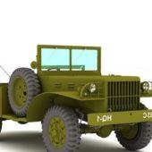 Dodge Light Military Truck