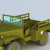 Dodge Wc51 Military Utility Truck