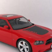 Dodge Charger Super Bee Car