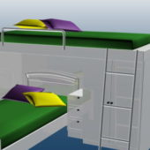 Dormitory Furniture Bed Furniture