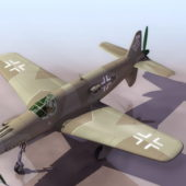Dornier Pfeil Bomber Aircraft