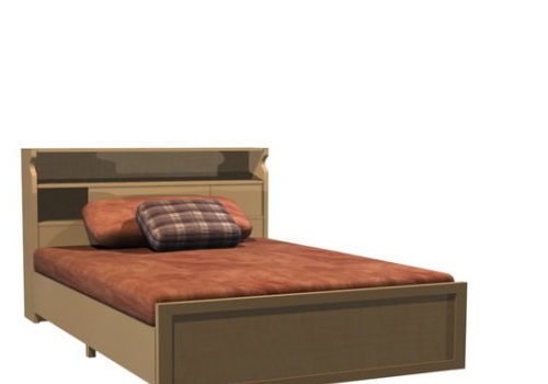 Double Size Chest Bed