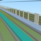 Double Track Railway Bridge Design