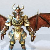 Character Dragon Archmage