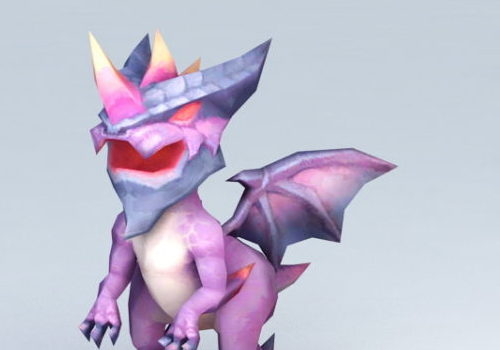 Dragon Whelp Game Character
